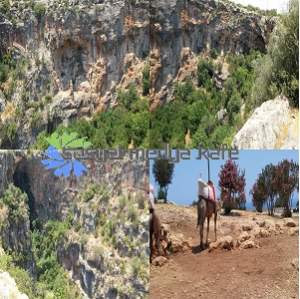 Cennet Cehennem Mağaraları Nerede