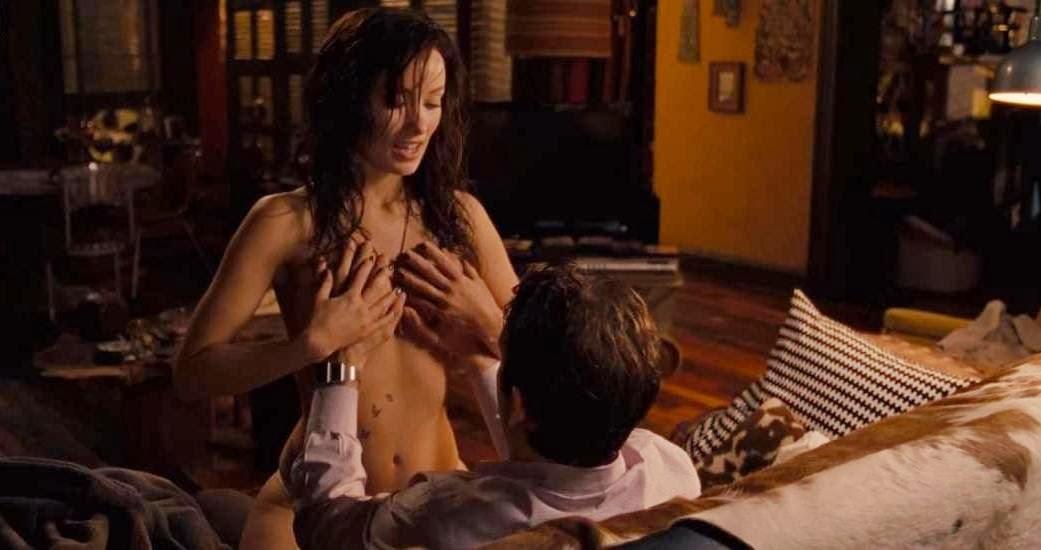 Olivia Wilde Desnuda En La Película 'El Cambiazo'. Foto 1