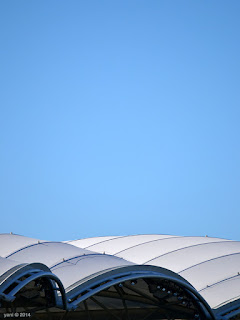 white domes