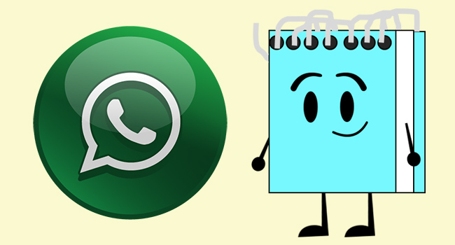 WhatsApp'da Kişisel Depolama Alanı Ekle-www.ceofix.com