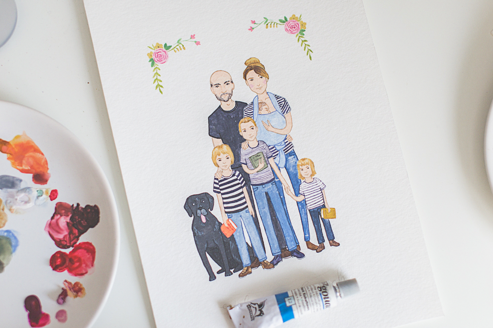 Antilight, portrety rodzinne