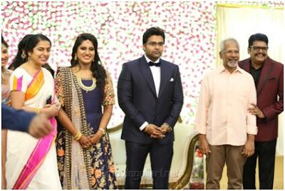 Mani Ratnam in wedding