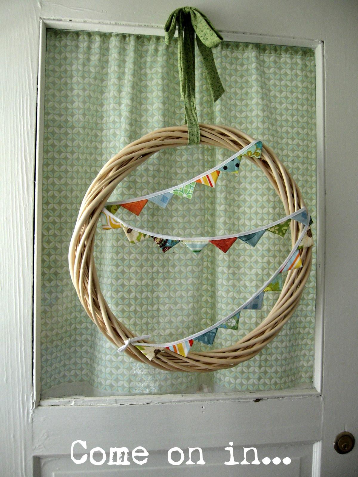 The Very Necessary Curtain Mini Hemming Tutorial