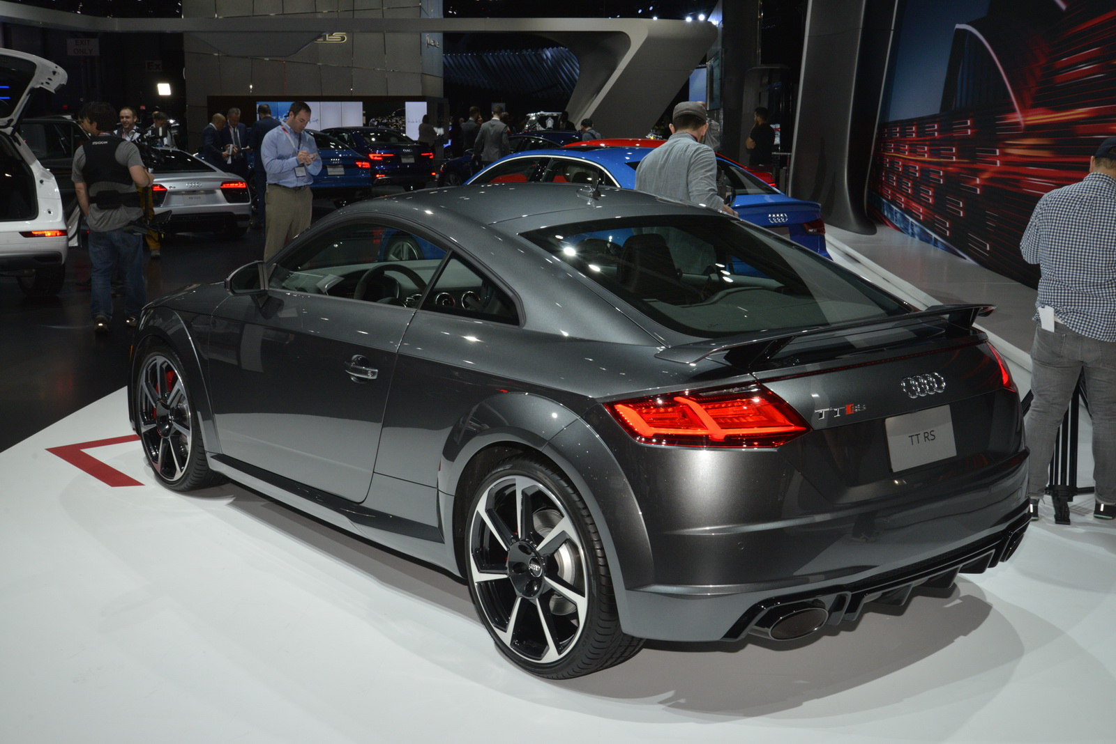 Audi Sport Officially Launched In America, Will Bring 8 ...