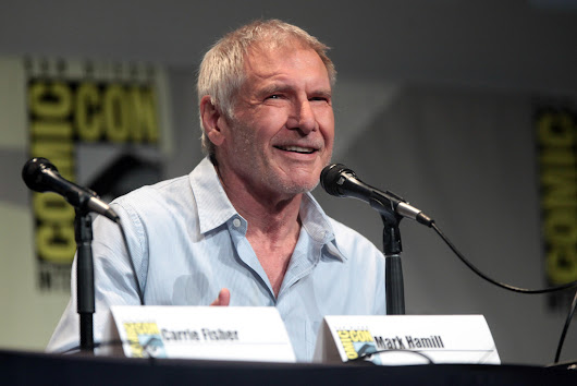 Harrison Ford y su accidente de vuelo