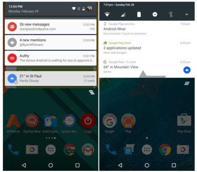 Inilah Bocoran Fitur Android N Terbaru 2016