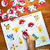 Alphabet GO! A Pokemon Inspired Letter Matching Game