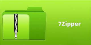 7Zipper APK Latest Version 2.5.0 (Aplikasi Ekstrak for Android)