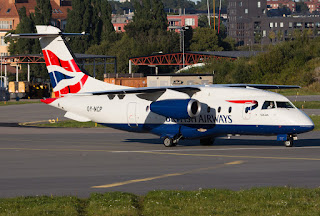 British Airways (Sun Air of Scandinavia) Dornier 328JET