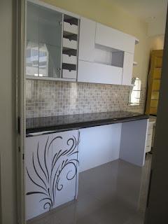 Produksi Minibar Pantry Dry Kitchen Semarang