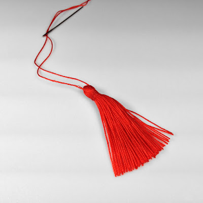 Silk Tassels Tutorial