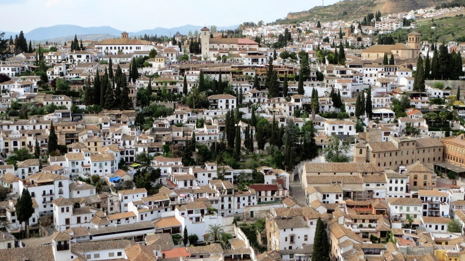 Ruta de Isabel - El Albaicín