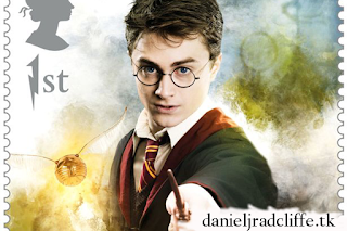 Harry Potter stamps released by Royal Mail