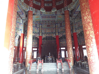 Temple of Heaven Architecture Explanation