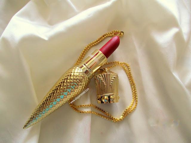 Sivanna Crown Lipstick Swatch India