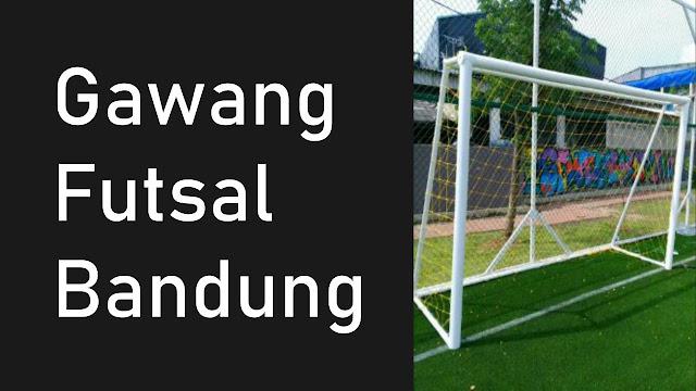 Jual Gawang Futsal Bandung