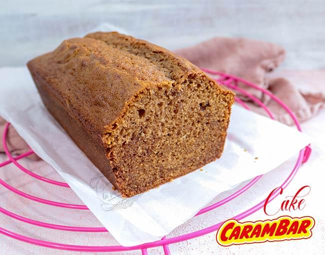 recette cake carambar
