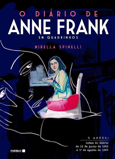 O Diário de Anne Frank em Quadrinhos Anne Frank, Mirella Spinelli