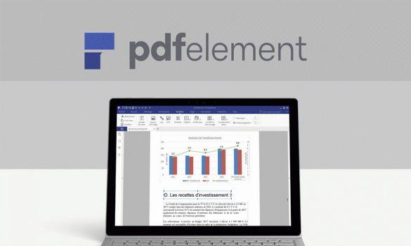 برنامج PDFelement الافضل في تحرير و تعديل ملفات PDF