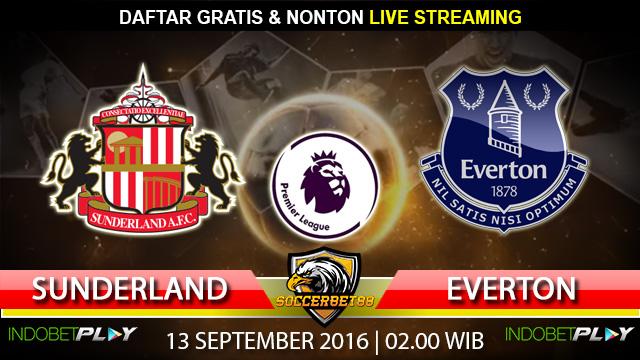 Prediksi Sunderland vs Everton 13 September 2016 (Liga Inggris)