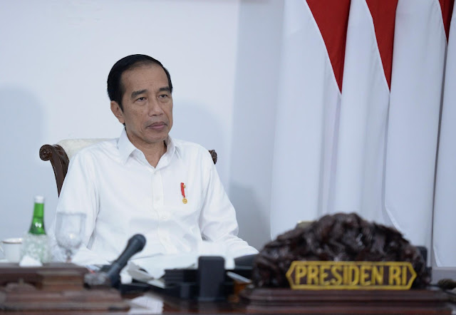 Jokowi Ungkap Pendidikan,Peningkatan SDM hingga Kesehatan Harus Terus Berjalan