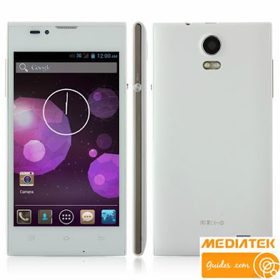 [MT6580] X-BO V3+ Android 5.1 Official Stock Firmware