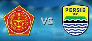 PS TNI vs Persib Bandung