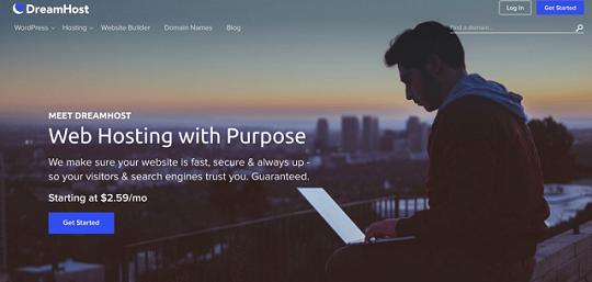 1.5 मिलियन वेबसाइटें अपने सपनों को पूरा करने के लिए ड्रीमहोस्ट पर भरोसा करती हैं