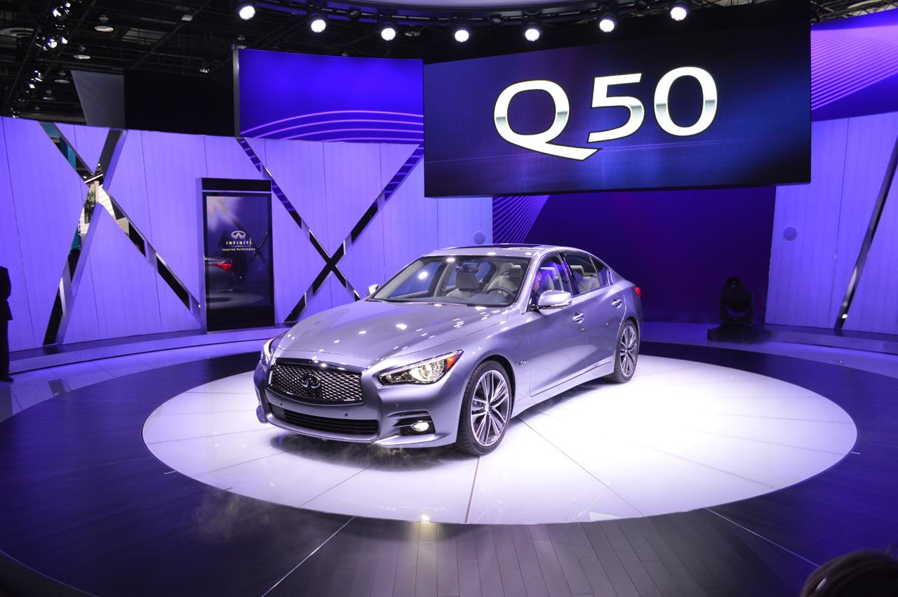 2014 infiniti q50 - new infiniti q50