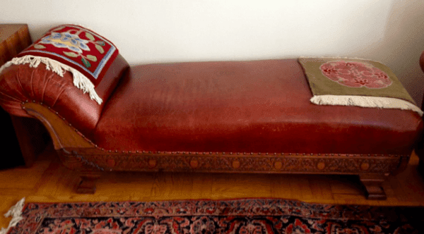 cabinet psihoterapie psihanaliza inchiriat canapea divan