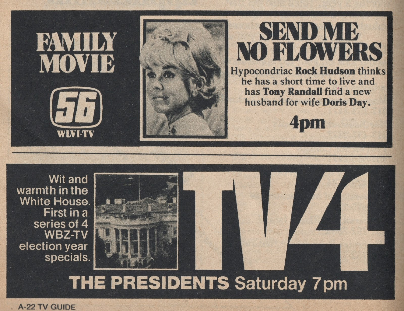 TV Guide Time Machine: Happy Mother's Day (1976) from WLVI