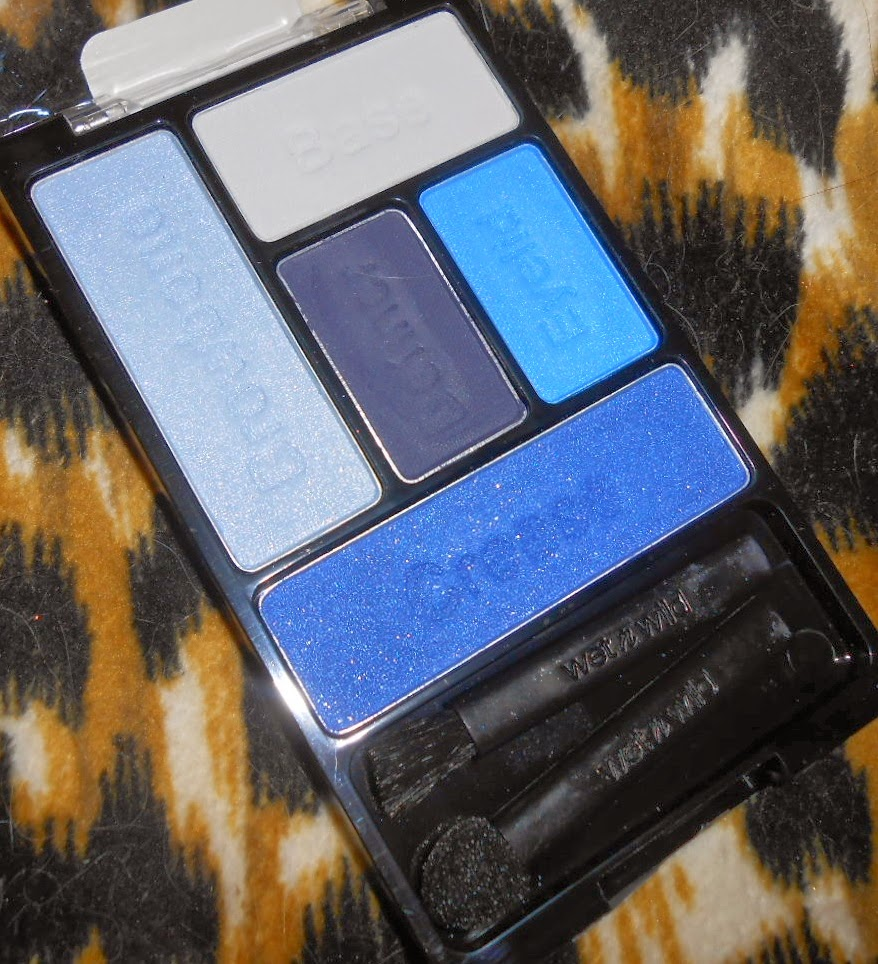 Wet n Wild Color Icon Eyeshadow Palette Swatches Review