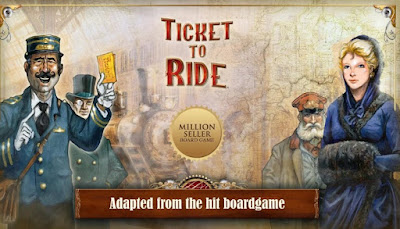 Ticket to Ride Apk + Data for Android – Full Game Unlock