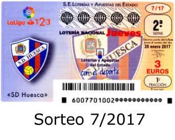 loteria nacional jueves 26-01-2017