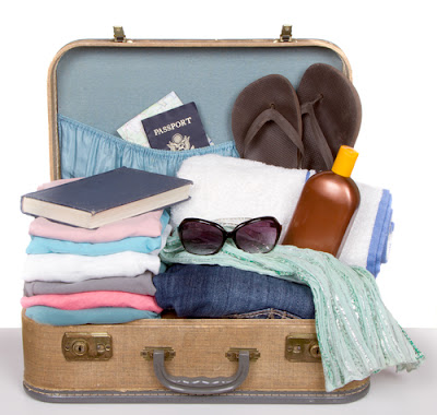Spring Break Packing & Travel Tips