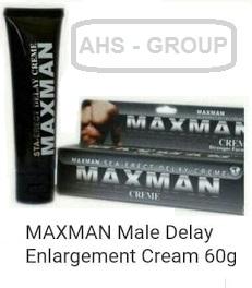 jual max-man/ maxman/ max man cream oles anti ejakulasi dini kuat dan tahan lama di surabaya
