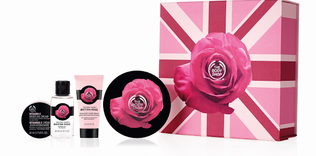 The Body Shop_British Rose Gift Set