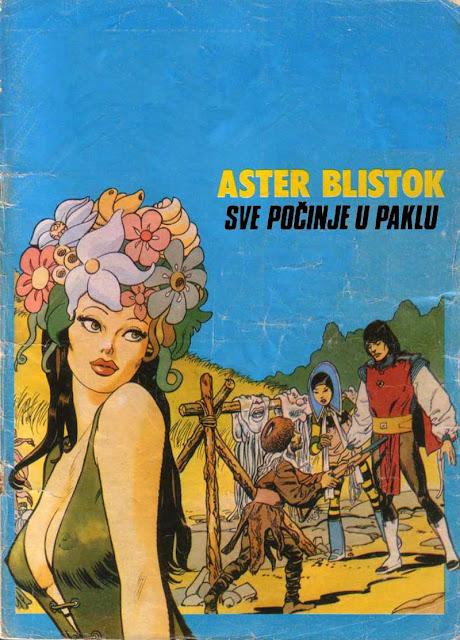 Sve pocinje u paklu - Aster Blistok