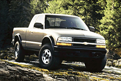 Service Repair Manual Free S Pickup Parts on 1999 Chevy S10 Driveline