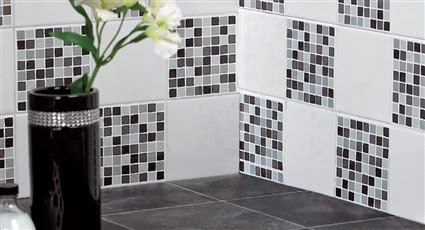 Mosaic Tile Transfers