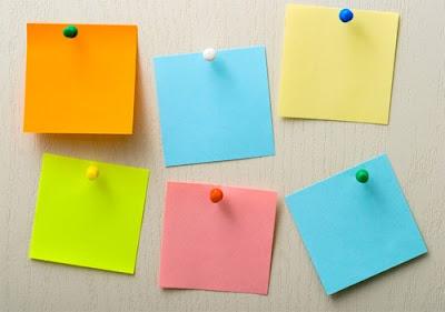 in giấy note dẫn đầu xu hướng office xanh