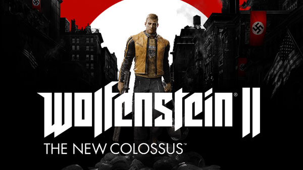 اللعبة السابعة: Wolfenstein 2: The New Colossus
