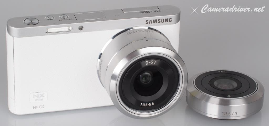 Samsung NX Mini Smart Camera Firmware Download