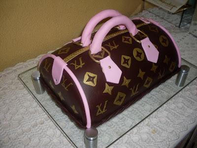 bolo de bolsa Louis Vuitton