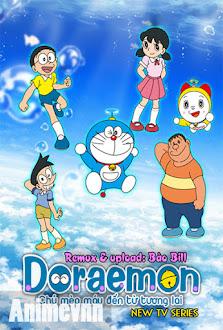 Doraemon New TV Series -  2005 Poster