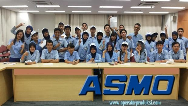 Info Loker Perusahaan PT Asmo Indonesia 2018 Cibitung / Cikarang