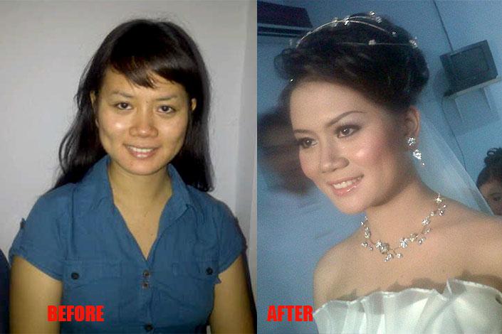 Make Up Wedding Yang Bagus