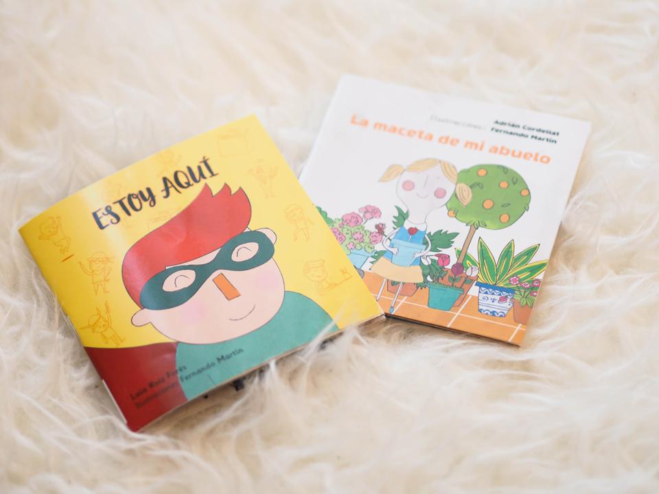 Maternité: Mini livres