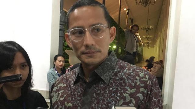 Dilaporkan Gelapkan Saham Japirex, Ini Kata Sandiaga