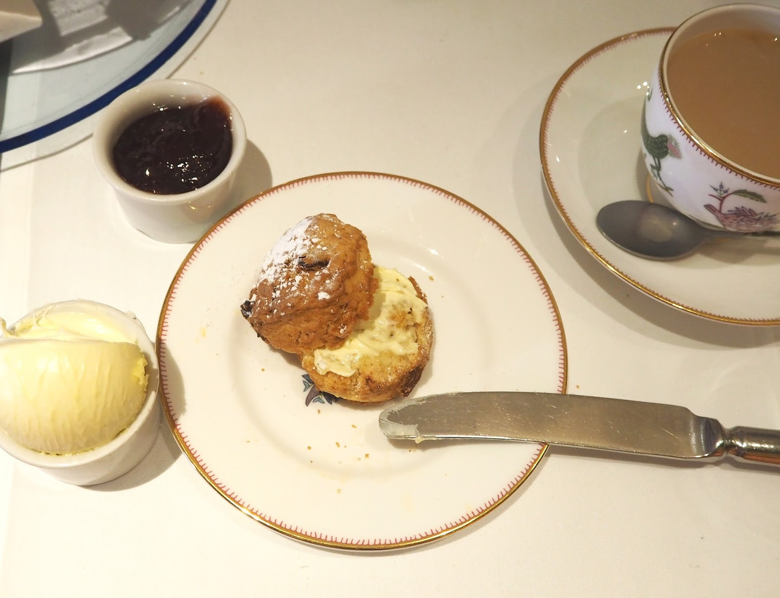Afternoon Tea at Charlotte Street Hotel | Katie Kirk Loves